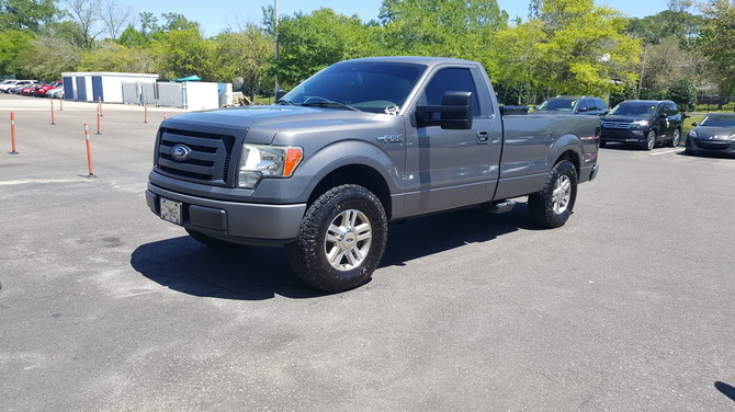 2010 Ford F150  Toyo Open Country A/T II 285/75R18 (1704)