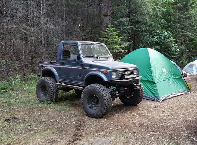 Tire Size Meaning >> Justt's 1987 Suzuki Samurai Base Model