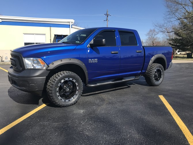 2017 Ram 1500 Tradesman Ironman All Country M/T 33/12.50R20 (5299)