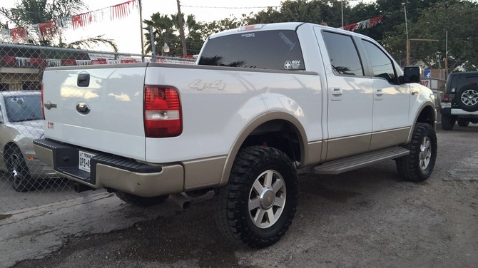 Tire Size Meaning >> KingRanchAres08's 2008 Ford F150 King Ranch Super Crew 4wd