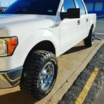 La_Paloma's 2014 Ford F150 4wd SuperCrew
