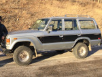 Lamda's 1986 Toyota Land Cruiser Base Model
