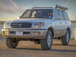LandCruiser's 2002 Toyota Land Cruiser Base Model