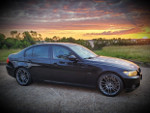 LittleEvil's 2011 BMW 335d Sedan M Sport Package