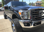 Lruiloba's 2015 Ford F350 4wd Single Rear Wheel Crew Cab