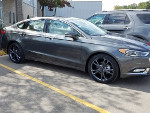 Lucifer's 2017 Ford Fusion Platinum