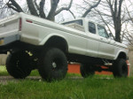 MadeinUSA's 1978 Ford  F250 Cummins conversion