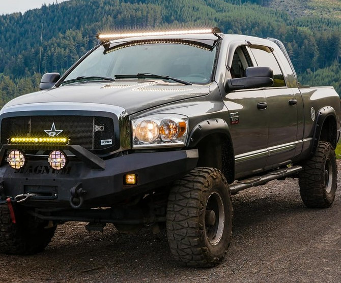Tire Height Chart >> Magacab's 2009 Dodge Ram 2500 Laramie 4wd Mega Cab