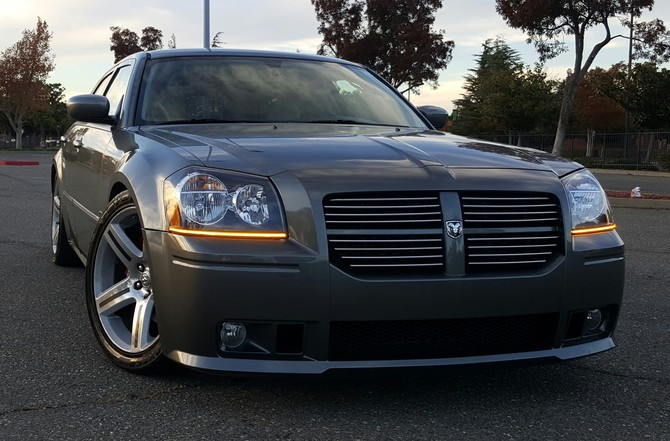 2005 Dodge Magnum RT Rear Wheel Drive With TPMS Toyo Proxes 4 Plus 275/40R20 (1404)