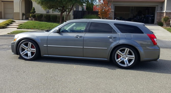 Magnumrt S 2005 Dodge Magnum Rt Rear Wheel Drive With Tpms