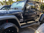 Mikiya's 2013 Jeep Wrangler Unlimited Sport