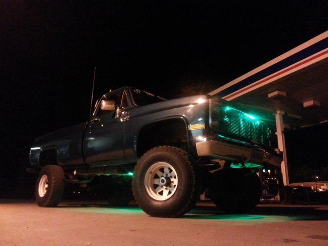 Mr_Gearhead's 1982 Chevrolet K20 4wd Pick-up