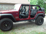 NMBR1SON's 2012 Jeep Wrangler Unlimited Sport