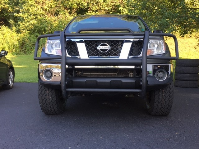 Tire Size Meaning >> Neil's 2009 Nissan Frontier King Cab SE