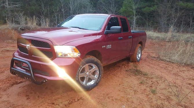 ram 1500 express rides 65r20 cooper 275 atp discoverer tires tire contact