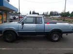 OldBlue's 1986 Nissan Pick-up 4wd