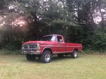 OldRed71's 1971 Ford F100 4x4