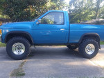 Old_Blue's 1995 Nissan Pick-up 4wd