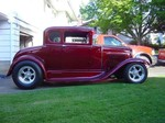 Opies's 1931 Ford A Custom