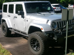 Overclocked's 2011 Jeep Wrangler Unlimited Sahara