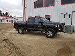 PowerWagon09's 2009 Dodge Ram 2500 SLT 4wd Quad Cab