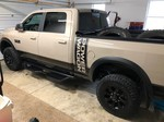 Powerwagon255x80x17 Nitto Ridge Grappler