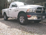 Ram1500 Toyo Open Country A/T II