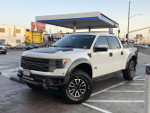 Raptor's 2014 Ford F150 SVT Raptor SuperCrew
