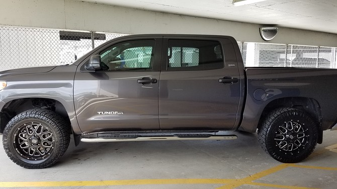 rauls  toyota tundra double cab wd