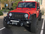 Red's 2015 Jeep Wrangler Unlimited Sport