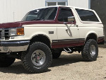 Redpony's 1989 Ford Bronco Base Model