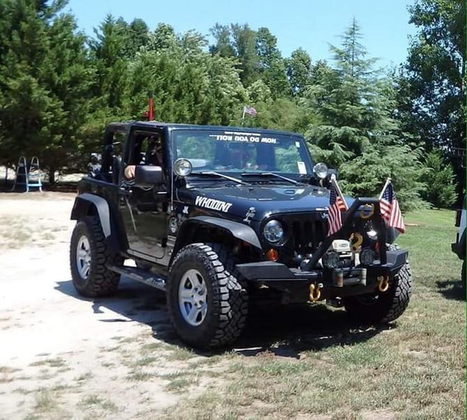 Rhonda's 2012 Jeep Wrangler Sport