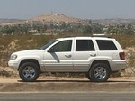 Ronis's 2002 Jeep Grand Cherokee Limited Standard Model