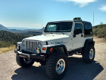 Rubicon's 2005 Jeep Wrangler Rubicon