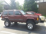 RubyJK's 2001 Jeep  Cherokee Sport