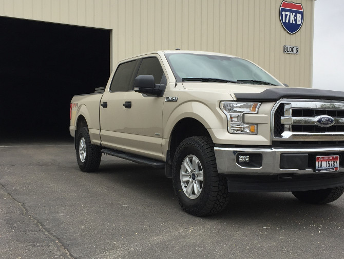 Lifted 2015 F150 >> Runk's 2016 Ford F150 4wd SuperCrew