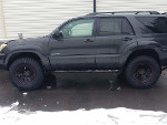 Runner's 2008 Toyota 4Runner 4wd Limited