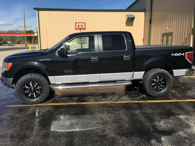 Ryans S 2010 Ford F150 Xlt 4x4 Super Crew