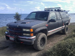 Sentinel's 1997 Chevrolet K1500 Z71 Pick-up
