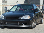 SiR's 1999 Honda Civic SiR
