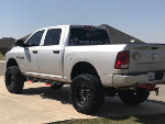 SilverRam1500 Toyo Open Country M/T
