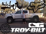 SilverSurfer's 2013 Toyota Tacoma Double Cab 4wd