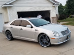 SilverSurfer710's 2009 Cadillac STS Platinum