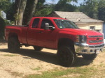 Silveradoguy16 Toyo Open Country M/T