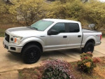 Silverdollar's 2018 Ford F150 4wd SuperCrew