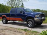 SizzleD's 2003 Ford F350 Super Cab 4wd