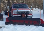 SnowStroker's 1996 Ford F350 4wd Dually
