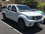 Snowy's 2014 Nissan Frontier Crew Cab SV V6