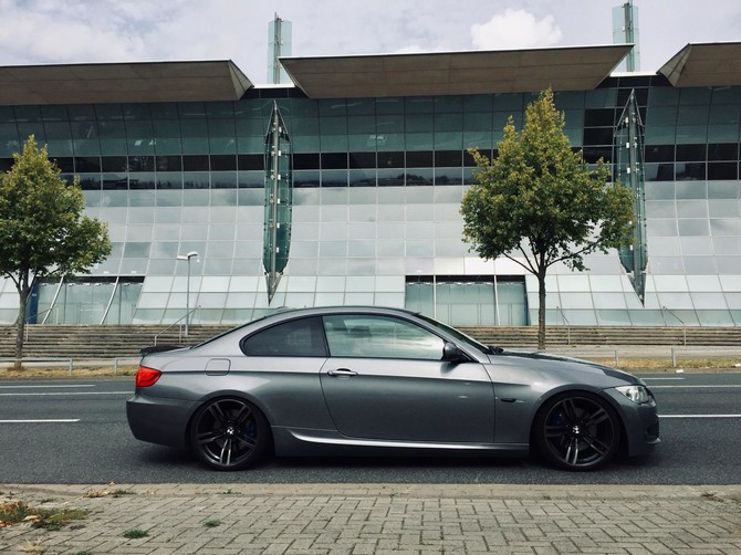2011 BMW 335i Coupe M Sport Package Michelin Pilot Sport 4S 235/35R19 (6038)