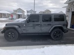 Spencer's 2020 Jeep Wrangler Unlimited Sahara